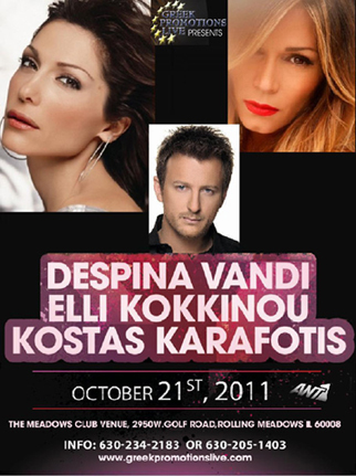 Greek Promotions Live Despina